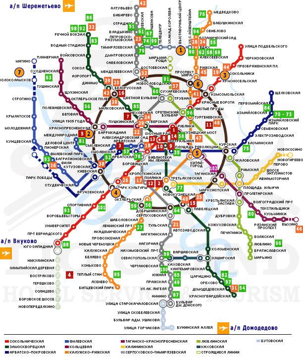 Карты Сочи | Подробная карта города Сочи с улицами и ...